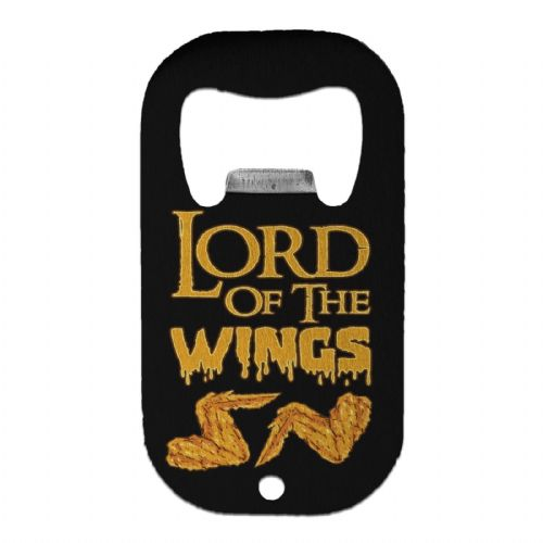 Lord Of The Wings Funny Stainless Steel Beer Bottle Opener - Small
